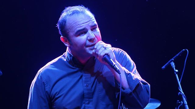 #FutureIslands | #WhiteEagleHall NJ | 8.31.19  It is always funny when you discover a band or become a fan by accident.  I never originally got into them with their last 2 albums and was a bit ambivalent about Sam's voice. I saw them open for The National last year and I was blown away.  I honestly love Sam and I think #SamHerring is one of the greatest frontman to come out in the last 10 years.  He brings so much energy & enthusiasm & optimism to the live shows that you cannot help have a good time.  It even added another layer their music for me and I suddenly became a huge fan. I was super excited to see them live again however last year was the last show for their album tour cycle.  Several months later, they did these shows with new music (which sounds great) and I almost ended up not going.  I got a ticket very last minute, jetted all the way to Jersey City (also it is amazing to have a cool venue like @whiteeaglehalljc )in NJ & driving distance.  It was a fun way to spend the night, seriously love these guys, especially Sam and can't wait for the new album & next show.  #whiteeaglehallnj #seasons