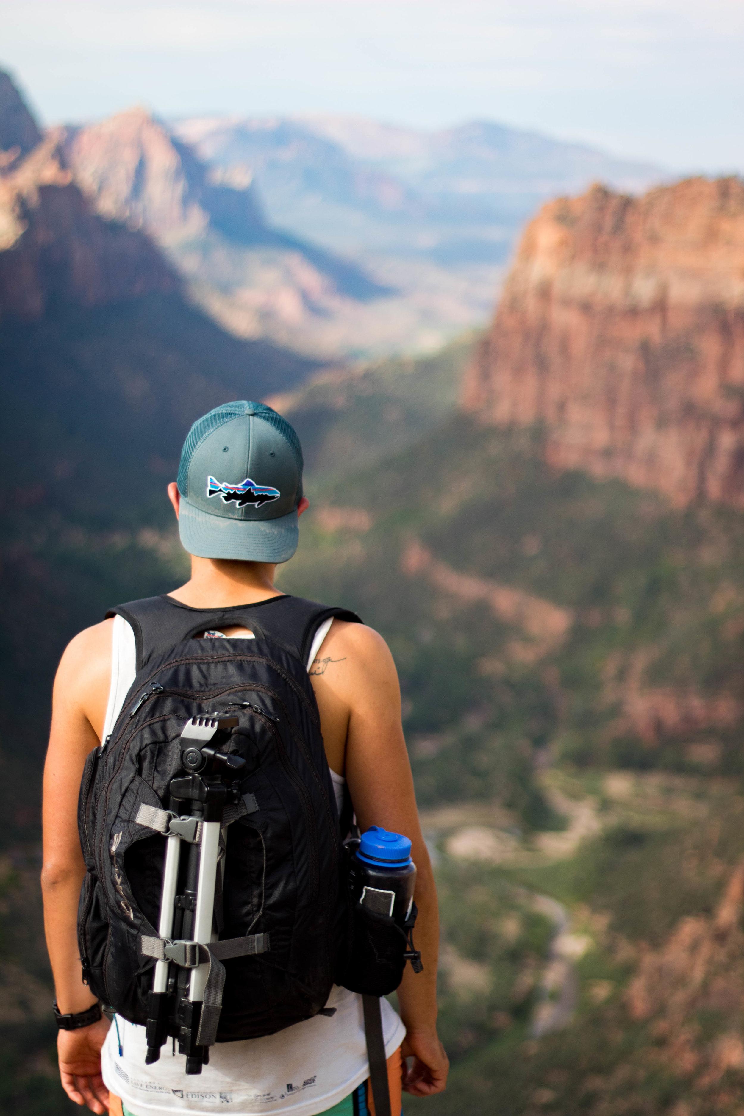 Zion National Park  Taken by Marrisa Dumford
