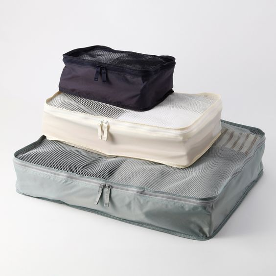 Muji Garment Cases. Source:  Pinterest