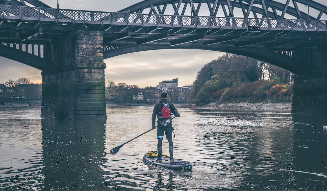 Paddle boarding Thames RIVER - Written and photographed for the Telegraph