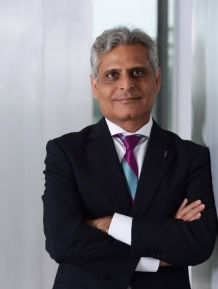 Kumar Galhotra joined Ford in 1988.