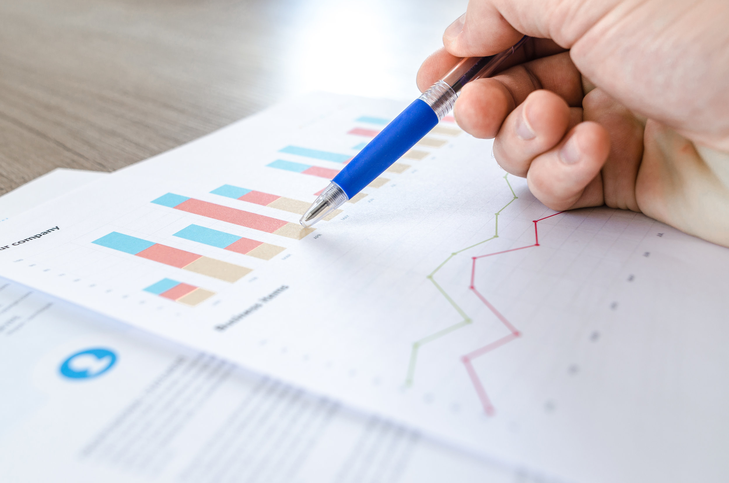 Turn content into a revenue driver on your balance sheet.