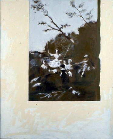 Composition with Goya #3
