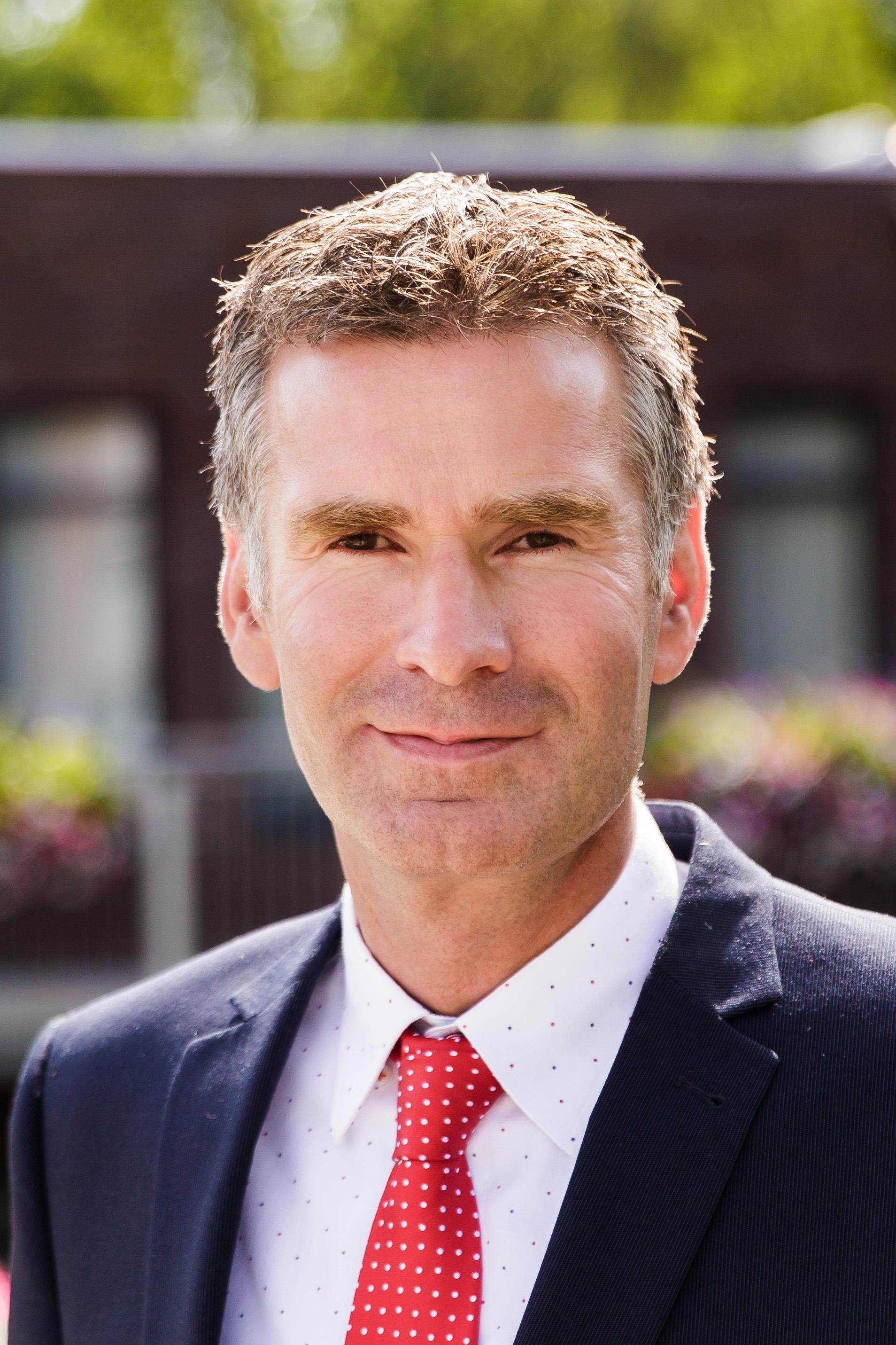 Eloy van Hal, senior consultant with Vivium.