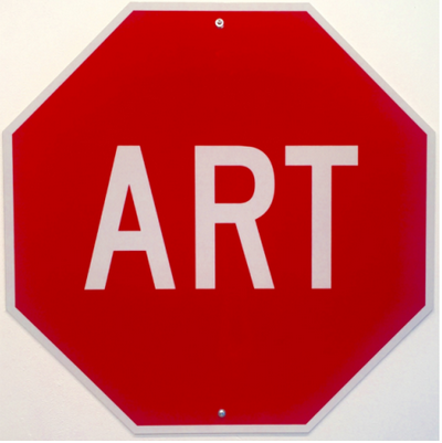 ART Stop Sign