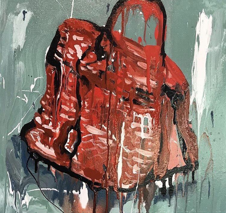 Hermès Red Bag