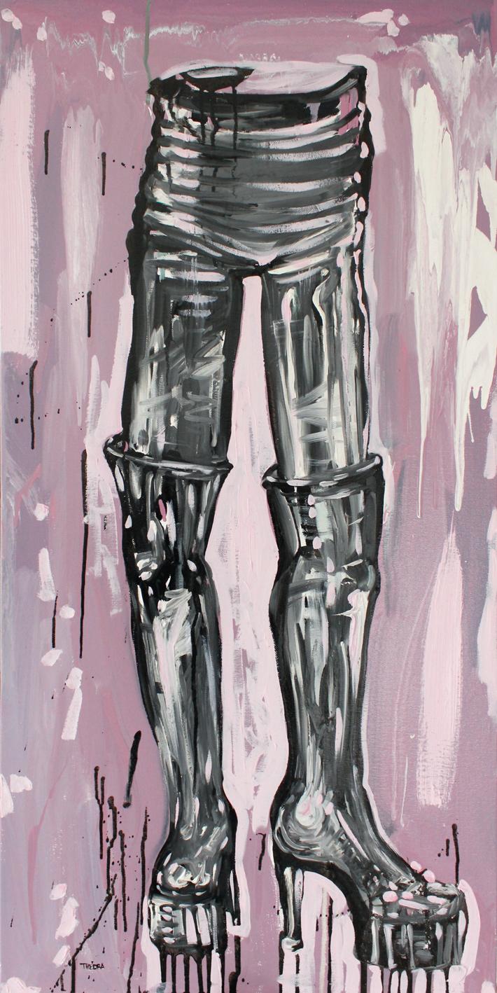 Leather Pants, Skin