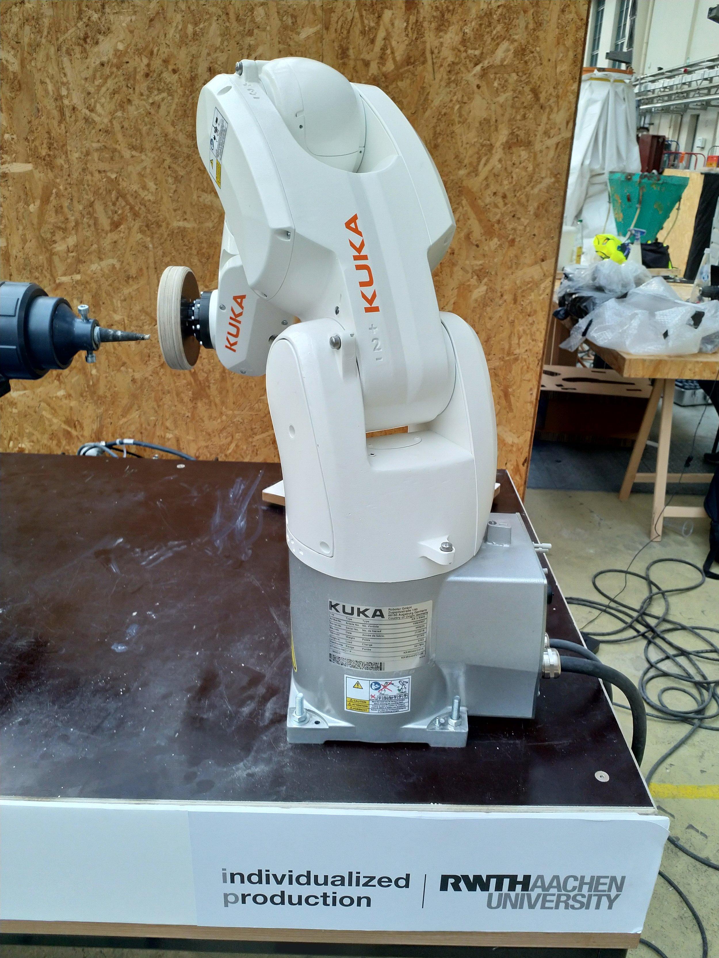 Hackathon Robotic