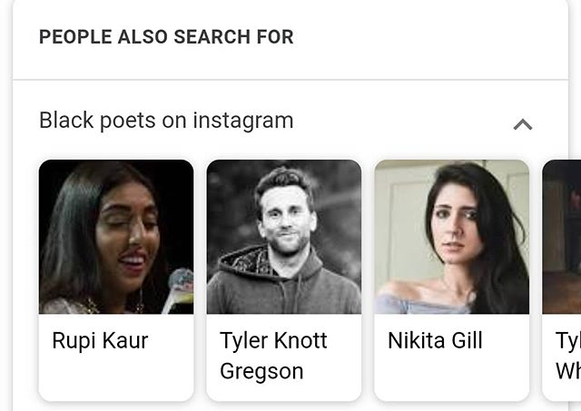 Google what
