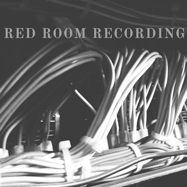New Instagram account for Red Room Recording starts.... now.  Cheers!
