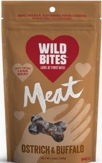 Gold treats: Wild Bites Meat