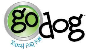Go Dog tough for fun toys