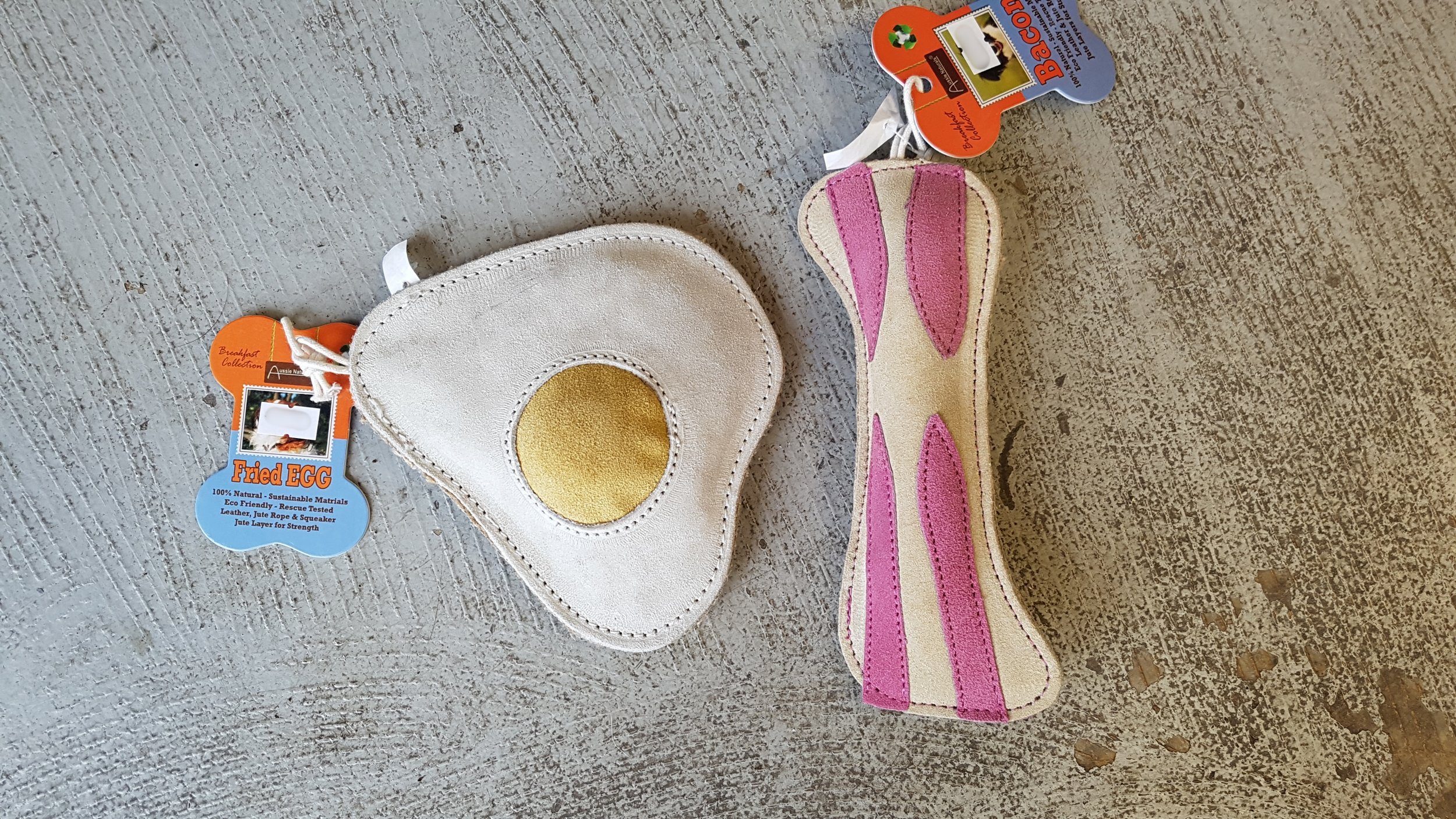 Aussie Naturals' adorable and sustainable breakfast toys!