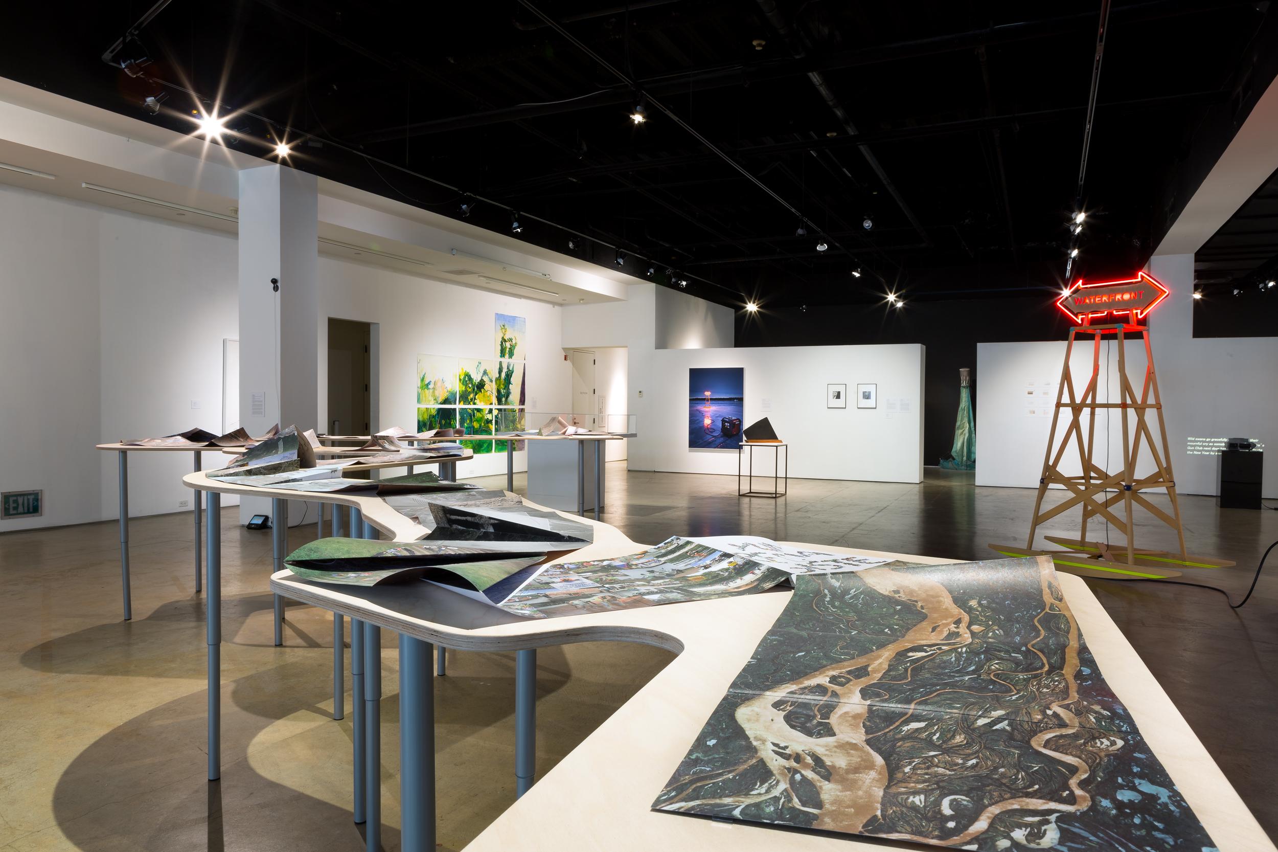 Group Show: Deviate / Landscape