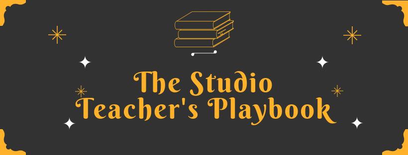 The Studio Teacher's Playbook.png
