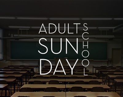 Adult Sunday School - Sunday school classes meet Sunday mornings to study God's word, have fellowship time, and build relationships with other Christians.Come and learn more about God as you share your life with others who are seeking a closer relationship with God.Pathfinders Bible Study: 9:30—10:45 a.m. in the Faith RoomJoyful Encouragers Bible: Study: 9:30—14:45 a.m. in the Grace RoomLiving Waters Bible Study: 11:00 a.m.—Noon in the Grace RoomA place for you and God to get to know each other better.Parent's Class Bible Study: 11:00 a.m.—12:15 p.m. in the Hope RoomGrowing Faithful Parents.