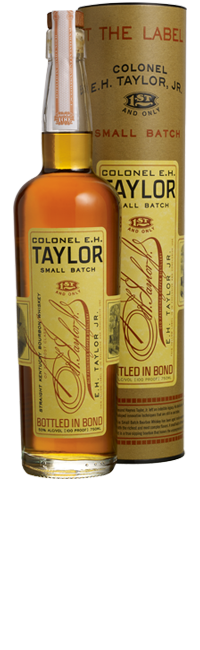 EH Taylor Small Batch brand page.png