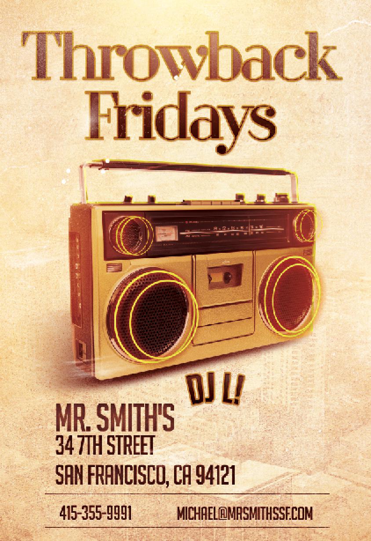 Throwback Fridays DJ L! Screen shot.png