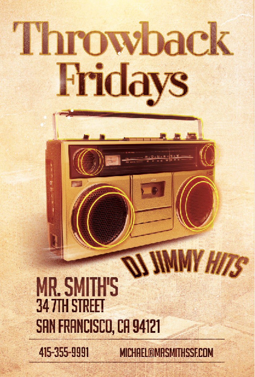 Throwback Fridays DJ Jimmy Hits screen shot.png