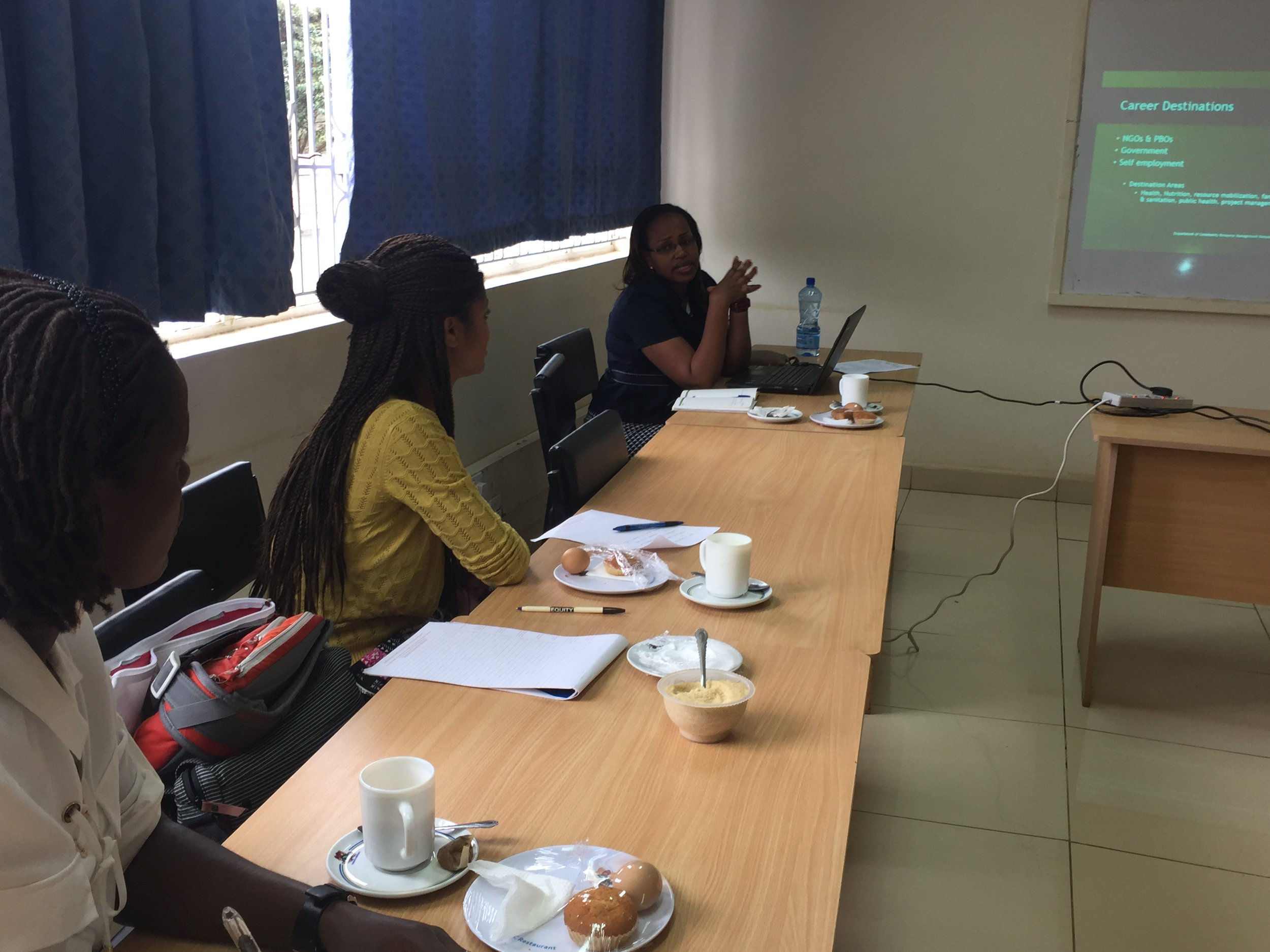 Kenyatta University, Educational Exchange and Collaboration