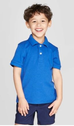 Here is a great example of the acceptable NHM Royal Blue polo color. Click on the link to go directly to the Target site for more info.