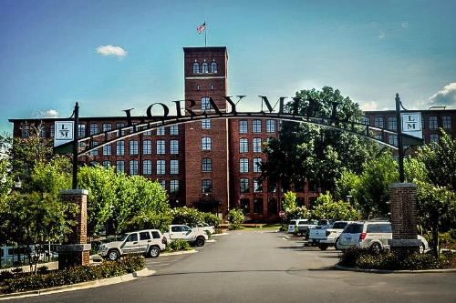 LORAY MILL, GASTONIA NC | CLICK THE PHOTO TO SEE MORE ABOUT THE MILL