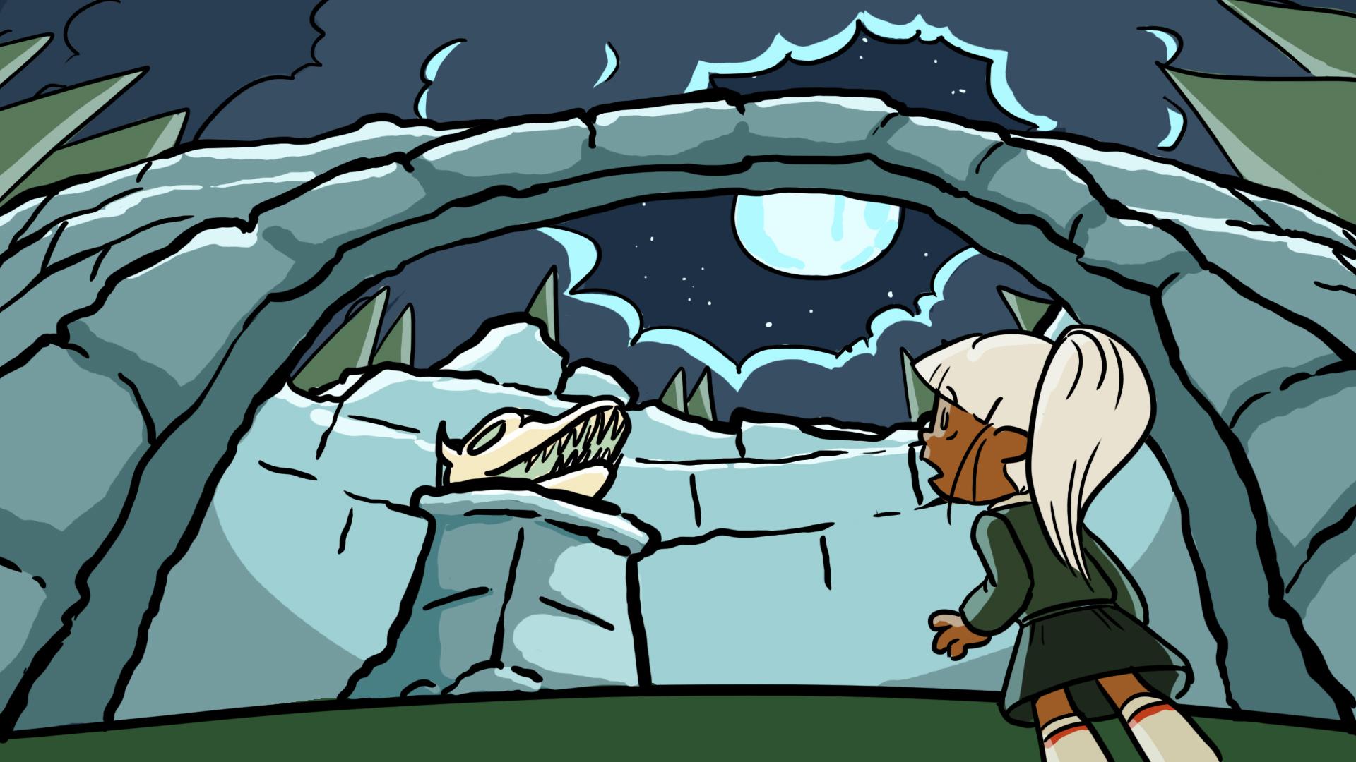 Brigid finds her mother's altar