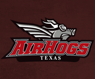 Texas AirHogs - The Texas Air Hogs are an independent professional baseball team in the American Association that plays its home games at Air Hogs Stadium in Grand Prairie, TX.