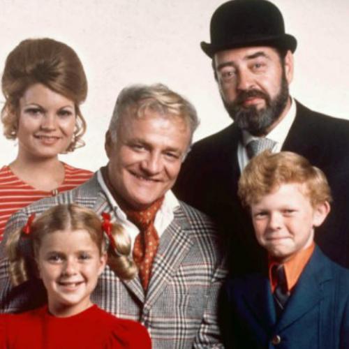 """The Cast of """"A Family Affair"""""""