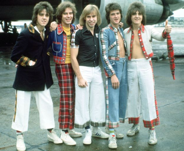 THE BAY CITY ROLLERS - THE PRIDE OF SCOTLAND