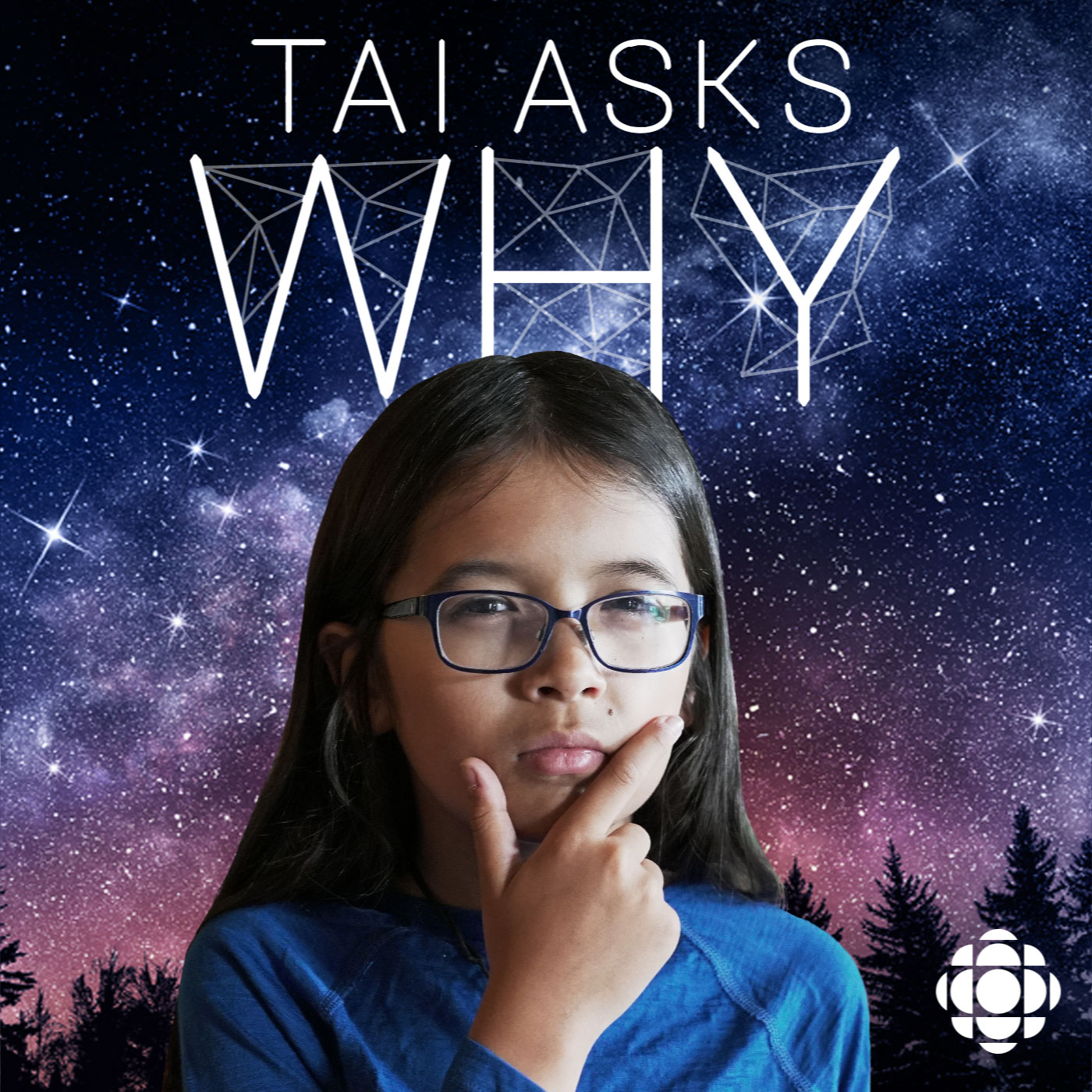 "Tai Poole from the ""Tai Asks Why"" podcast on CBC Radio"