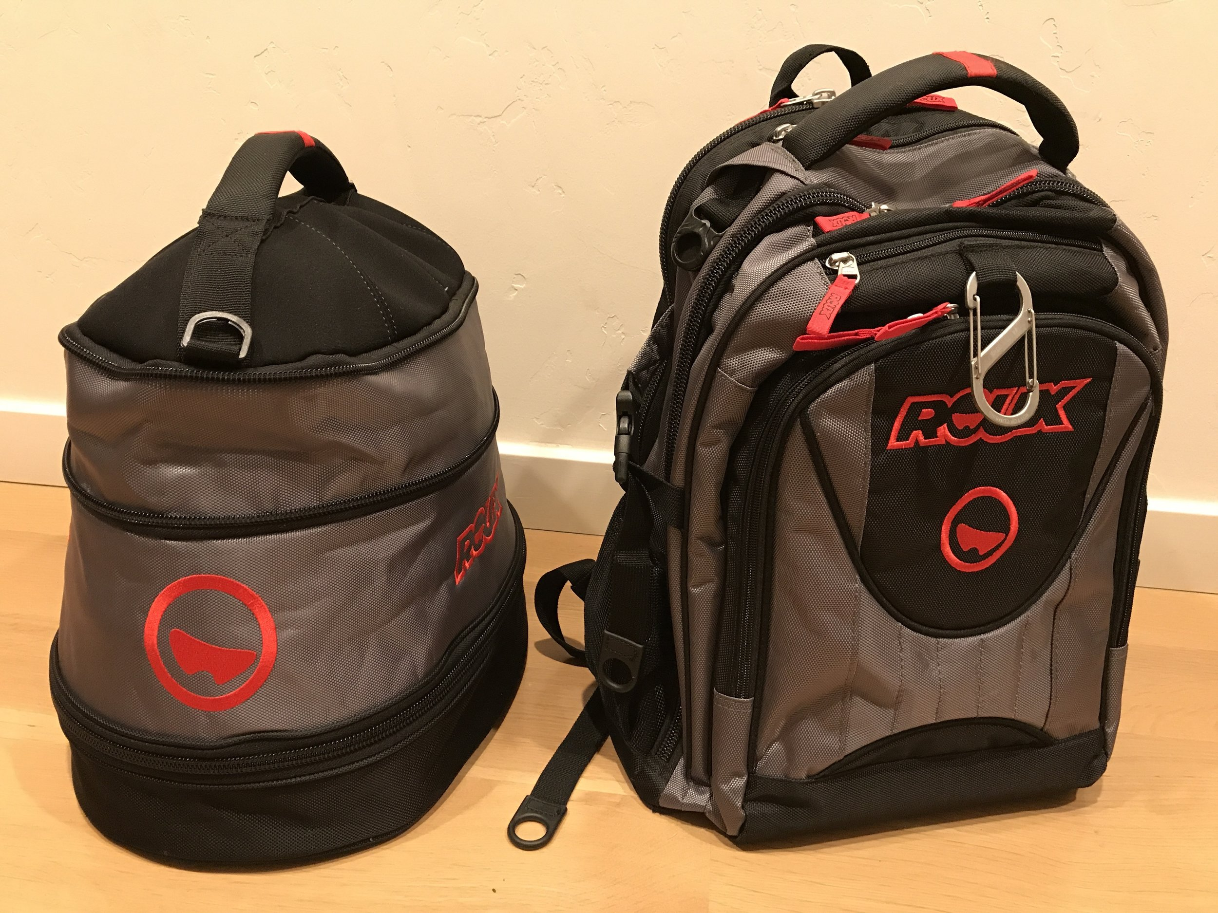 H&N Bag with the Racer Backpack