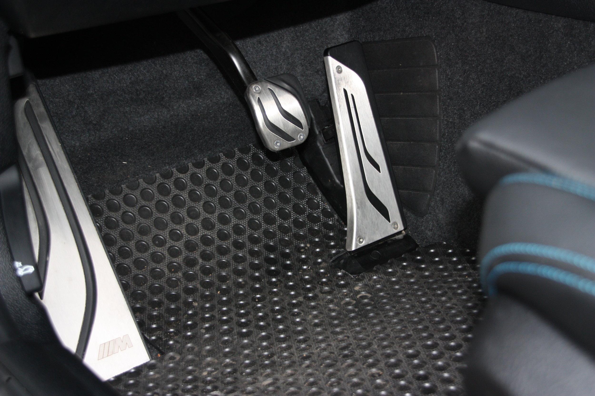 aluminum pedal kit