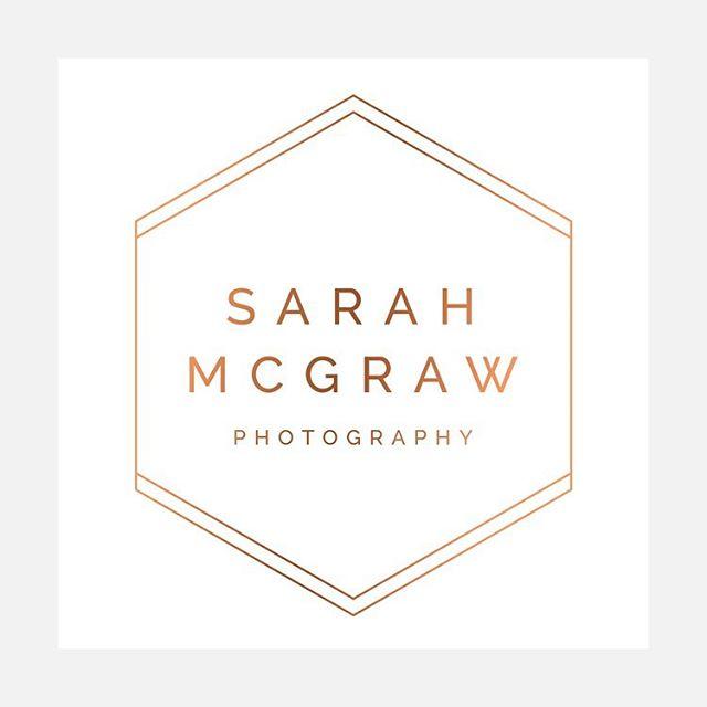 Here's an new logo option for @sarahmcgrawphotography - stay tuned for more from her rebranding! #squarespacewebdesigner #webdesign #azwebdesign #azwebdesigner #webdesignerphx #branding #brandconsulting #rebranding