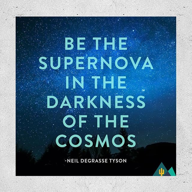 My dad was Mr. Positivity. When I hear quotes like this I think of him and want to spread more light out into our world. @neildegrassetyson