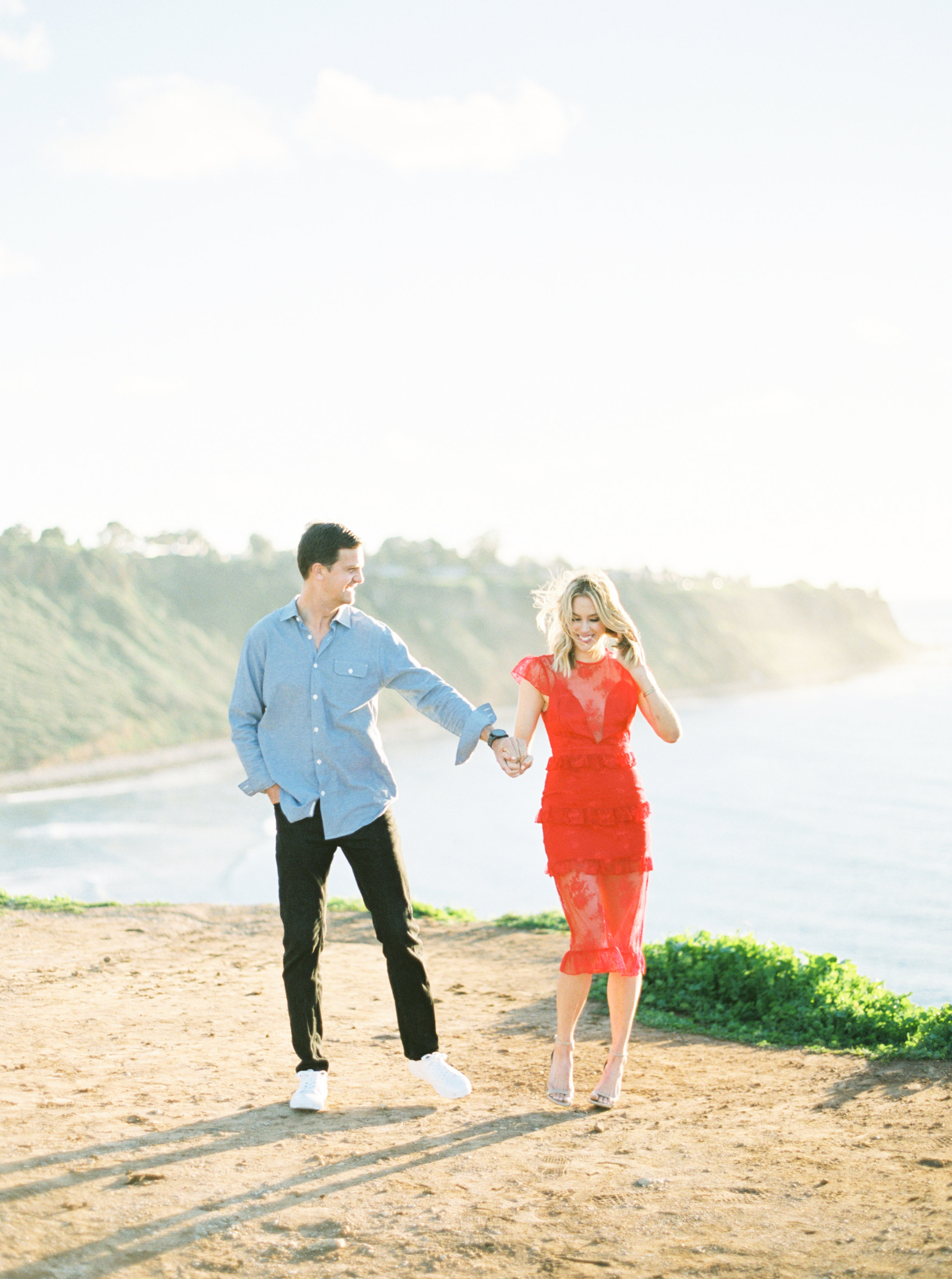 Rachel Owens Photography - Palos Verdes Beach Engagement - 7.jpg
