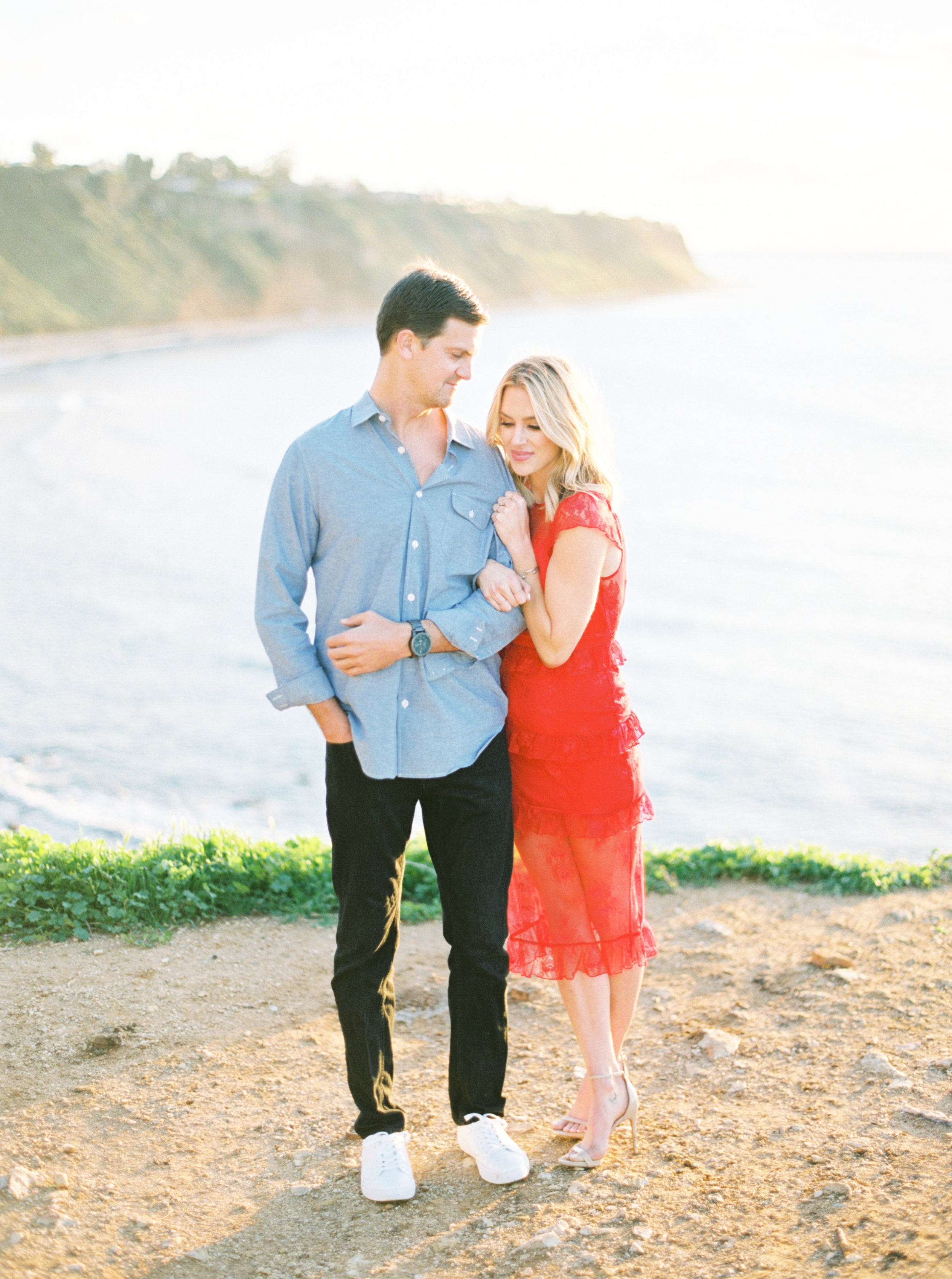 Rachel Owens Photography - Palos Verdes Beach Engagement - 10.jpg