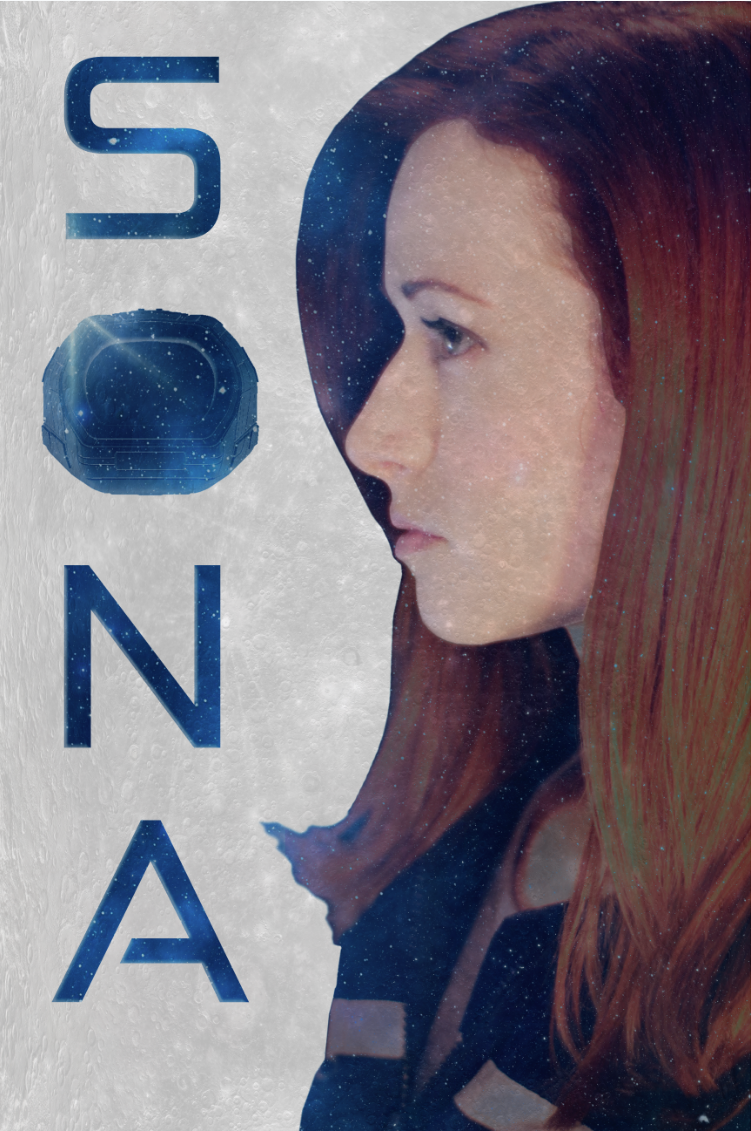SONA - An eight-episode sci-fi series created by and starring Ashley, SONA is the story of a Space Corps officer trapped alone in an escape pod battling her circumstances and the dark crevices of her own mind. Now available on Alpha.