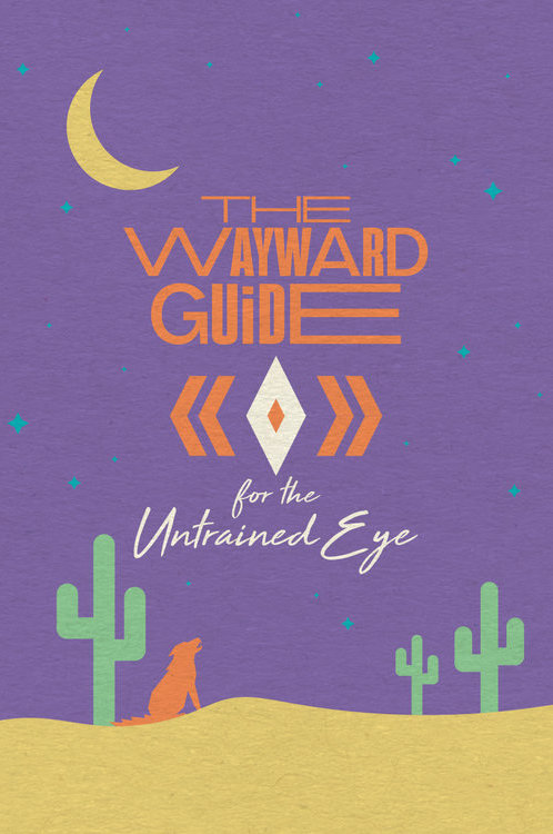 The Wayward Guide for the untrained eye - Coming soon, this zany mystery-comedy features an array of wacky characters, including Sean Astin and Darren Criss.