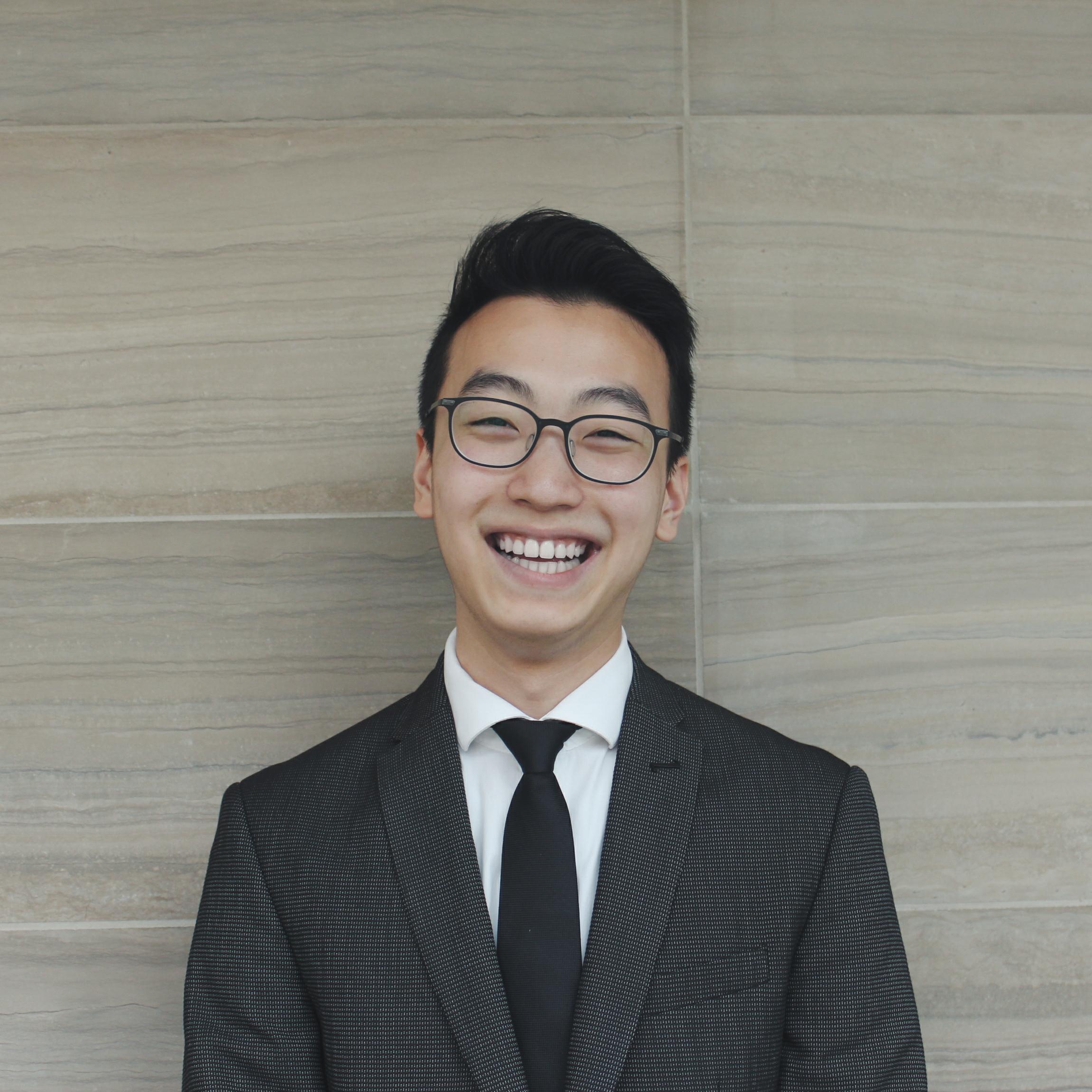 Sean Chung, Director of Lobbying -