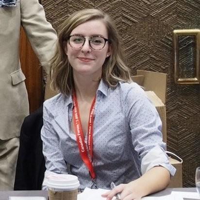 Mégane Visette, Director of Research -