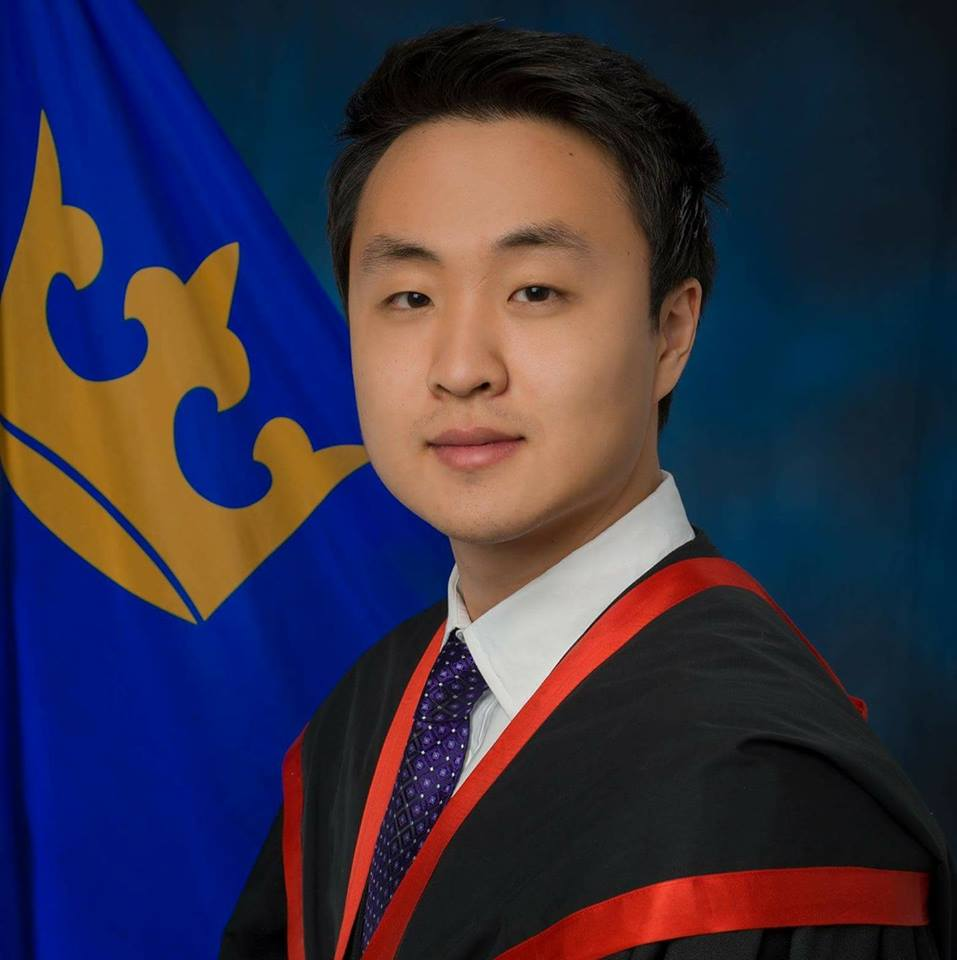 Danny Yeo, Director of Chapter Engagement -