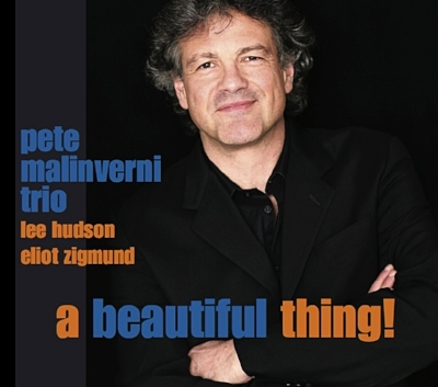 a beautiful thing! - Featuring bassist Lee Hudson and master drummer Eliot Zigmund, whom Pete first heard with Bill Evans, this ten song recital features standards and originals, including the title track, dedicated to Pete's Mom and Dad, who had the original life-long love affairRecorded at Systems Two, Michael Marciano, eng