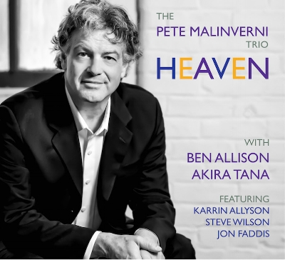 HEAVEN - Pete's latest, this is a meditation on the fragility of life - and on what really matters. Featuring all songs of the spirit, from