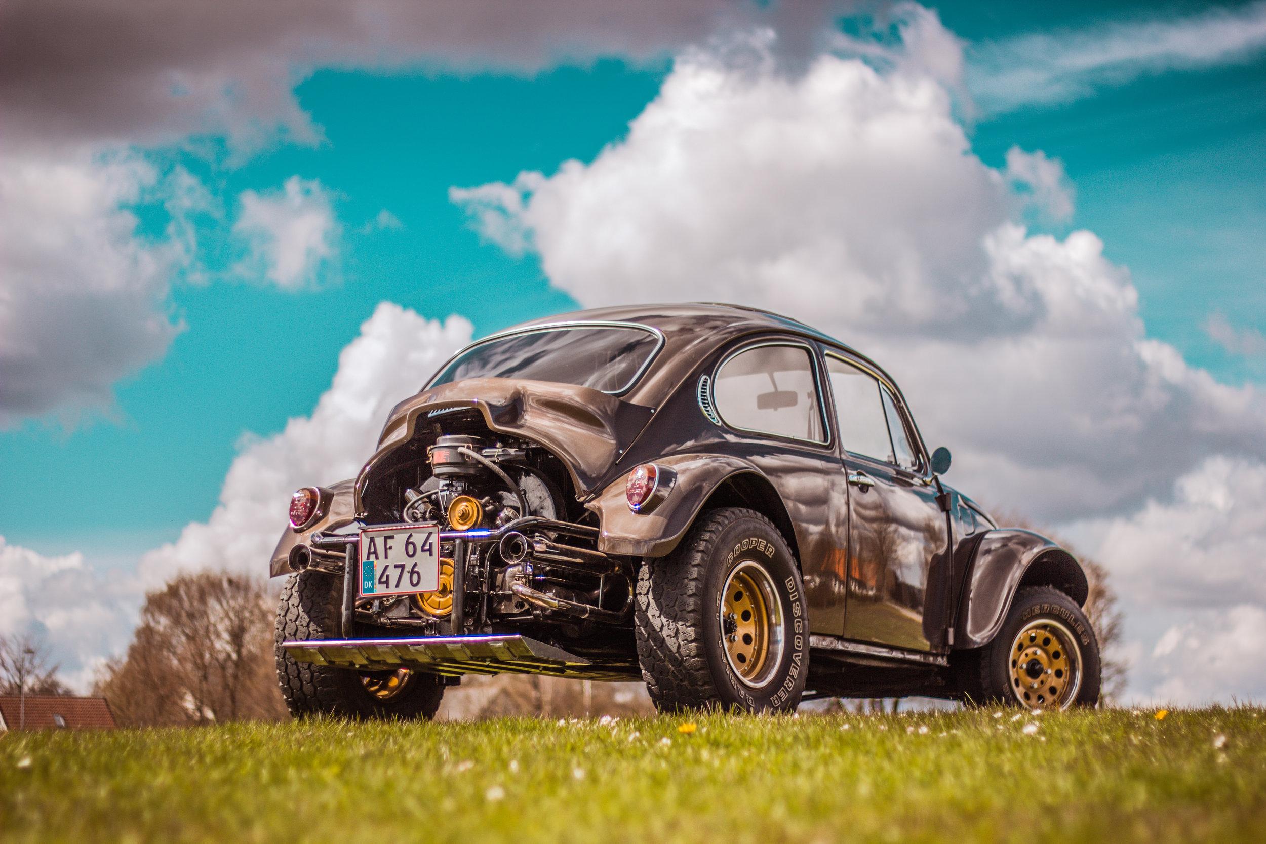 VW Baja