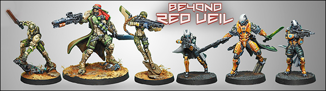 In the commercial area of the Neon Lotus Orbital Station, Yu Jing and Haqqislam spec ops teams fight for data that could reveal a covert operation to manipulate and subvert the financial markets of the Sphere.