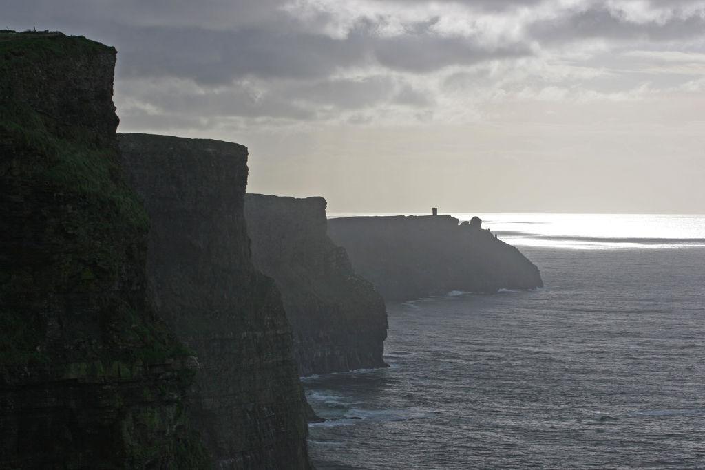 Vách đá Moher, kỳ quan của đảo Ireland