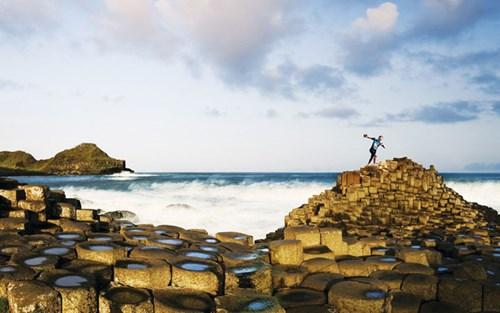 Giant's Causeway, thắng cảnh nổi tiếng của Bắc Ireland