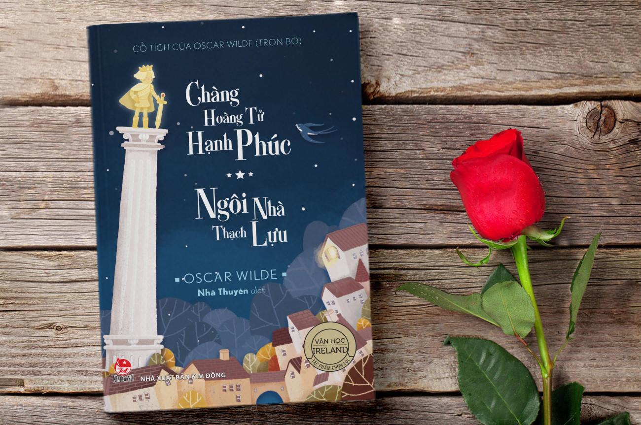 Những câu chuyện cổ tích của Oscar Wilde được xuất bản tại Việt Nam qua bản dịch của Nhã Thuyên.