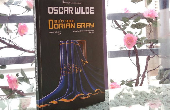 Bức họa Dorian Gray bản dịch đầy đủ nhất đến nay - Ảnhh: B.H.